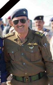 Gen. Maj. Majid Abdul Salim Al-Tamimi